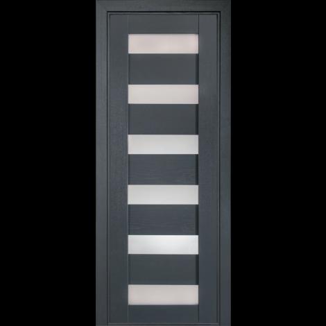 Фото - Дверь межкомнатная модель 136 дуб antracit grey Terminus