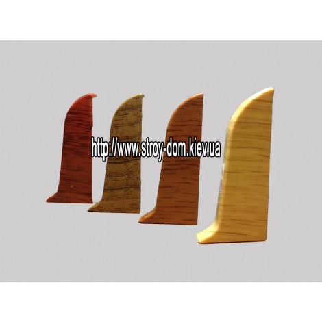 Заглушка левая 'Plint' AM60 - 12 вишня