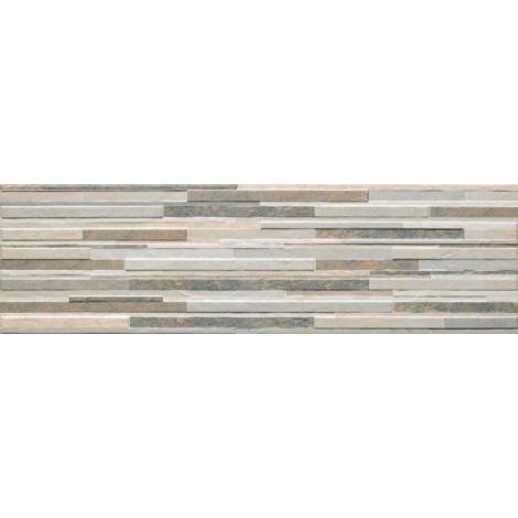Фото - Плитка Cerrad Zebrina Forest17,5x60x9 (Фасадный камень)