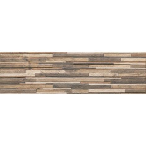 Плитка Cerrad Zebrina Wood 17,5x60x9 (Фасадный камень)