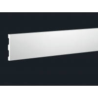 Картинка - Молдинг с гладким профилем Европласт 6.51.385