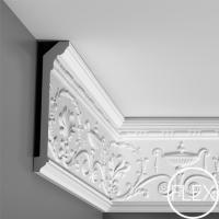 Картинка - Карниз с орнаментом Orac Decor  Luxxus C308F (Гибкий)