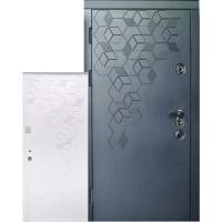 Картинка - Входная дверь REDFORT Флагман (Элит (3 контура) гнутый профиль)