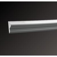 Картинка - Молдинг с гладким профилем Европласт 1.51.301