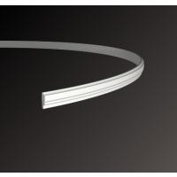 Картинка - Молдинг с гладким профилем Европласт 1.51.323 (гибкий)