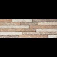 Плитка Cerrad Kallio terra 15x45x9 (Фасадный камень)