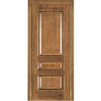 Картинка - Дверь межкомнатная модель 53 (глухая/остекленная) дуб даймонд Terminus