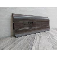 Картинка - Плинтус T-plast высота 58 мм 068 Венге