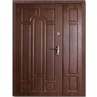 Входная дверь ФОРТ Премиум Классик орех коньячный