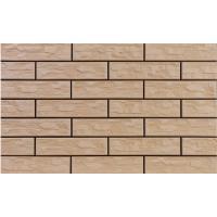 Картинка - Плитка Cerrad Cer 11 BIS Cappucino 7,4x30x0.9 (Фасадный камень)