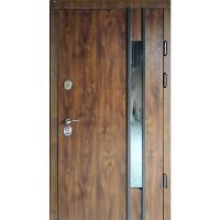 Картинка - Входная дверь REDFORT Авеню стеклопакет (Эталон)