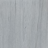 Картинка - Панель ламинированная ПВХ Decomax 2700x250x6 Дуб портофино Белый 20-0090