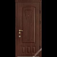 Входная дверь Страж Элегант орех темный