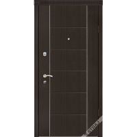 Входная дверь Страж Параллель венге темный