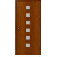 Картинка - Дверь межкомнатная Verto Геометрия 6.6