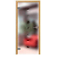 Картинка - Дверь межкомнатная Verto Гласфорд 2