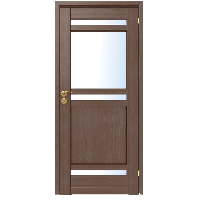 Картинка - Дверь межкомнатная Verto Лада 1.1