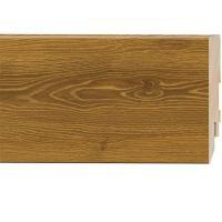 Картинка - Плинтус Classen Prestige, Дуб Аргента Карамель (2400x80x16) Светло-коричневый 223778