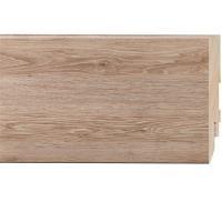 Картинка - Плинтус Classen Prestige, Дуб Аргента Лате (2400x80x16) Светло-коричневый 222938