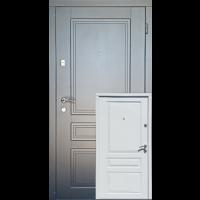 Картинка - Входная дверь REDFORT Гранд графит (Оптима плюс)