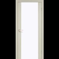 Картинка - Дверь межкомнатная KORFAD SANREMO SR-01 Белый ТРИПЛЕКС