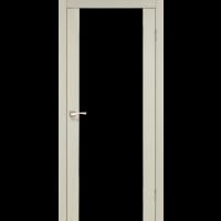 Картинка - Дверь межкомнатная KORFAD SANREMO SR-01 Черный ТРИПЛЕКС
