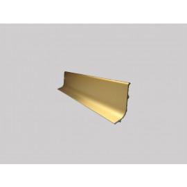 Картинка - Плинтус алюминиевый Multi Effect Q63 золото клей (ZŁOTO) размер 16.8*40*2700