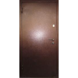 Картинка - Входная дверь REDFORT Металл - металл (Эконом)