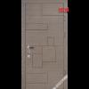 Фото - Входная дверь Страж Пирамис 3д патина дуб арабика флэш -  №2