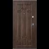 Фото - Входная дверь Премиум Классик Улица орех коньячный -  №2