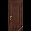 Фото - Входная дверь Страж Элегант орех темный -  №2