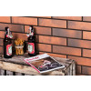 Фото - Плитка Cerrad Retro Brick Chili 6,5x24,5 -  №3