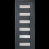 Фото - Дверь межкомнатная модель 136 дуб antracit grey Terminus -  №2