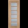Фото - Дверь межкомнатная модель 137 (глухая/остекленная) дуб светлый Terminus -  №2