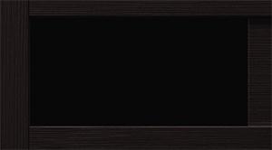 Вставка Черного стекла
