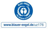 """Европейский сертификат качества """"Голубой Ангел"""""""